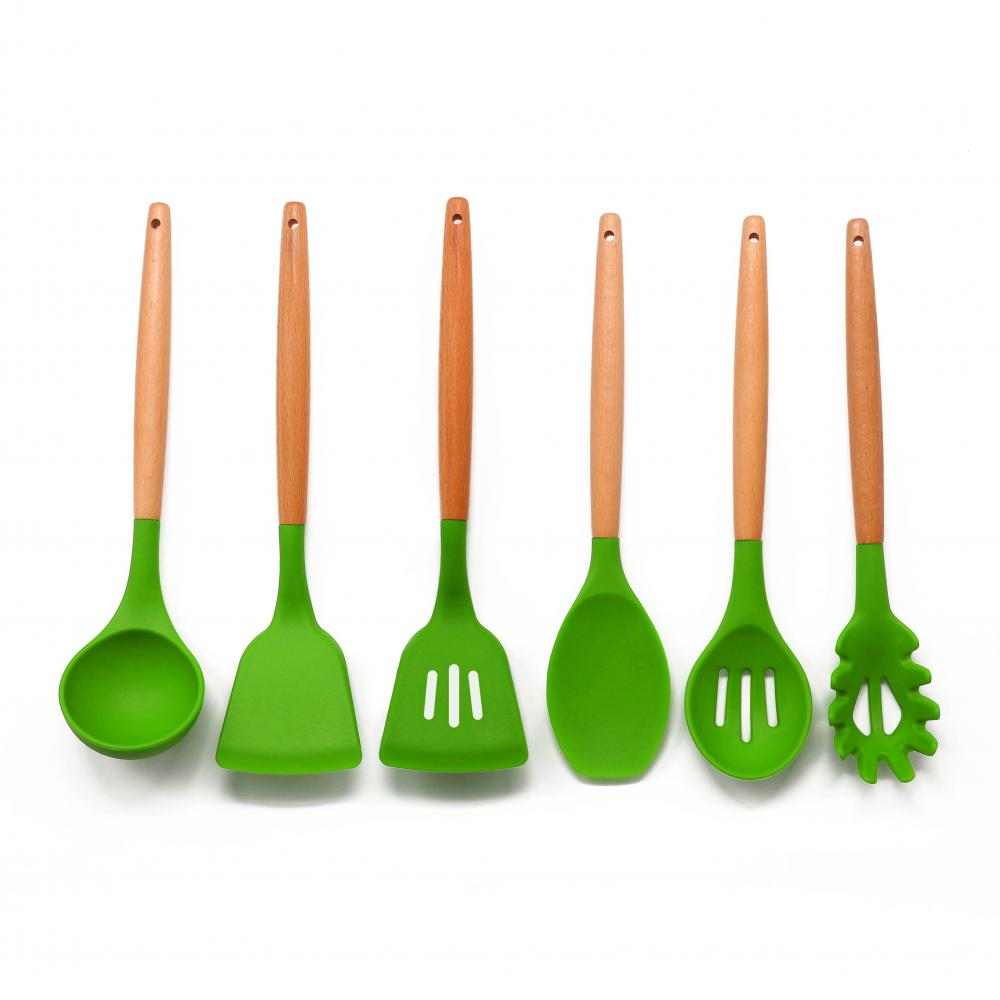 Silcon Kitchen Tools