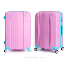Candy Color Luggage Trolley Customized