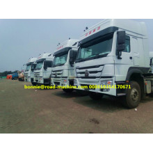 Sinotruk howo 6x4 371HP tracteur camion