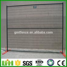 GM 2016 high quality Canada stadandard powder coated temporary fence panel