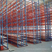 soluciones de almacenamiento en almacenes industriales Vna Racking System