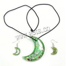 Gets.com 2015 lampwork moon rani haar jewelry set