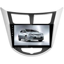 Автомобильный GPS-навигатор Yessun 9 дюймов для Hyundai Elantra (HD9021)