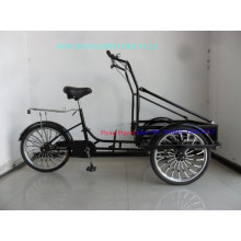 New Developed Ice Cream Tricycle