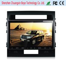Appareil de voiture Android pour MP5 / GPS / Bt / iPod / iPhone 5s pour Toyota Landcruiser