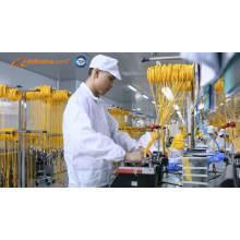 câble optique de câble prédéterminé pour fibre intérieure LC-LC 12