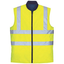 High Visibility Protective Safety Vest