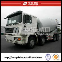Camión mezclador de concreto, Camión mezclador (HZZ5310GJBSD) Venda bien en todo el mundo