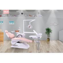 Unidad de sillón dental Foshan de alta calidad / bajo precio Dtc-325 con aprobación CE e ISO