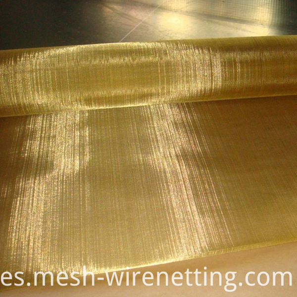 Brass Screen Cloth