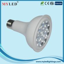 Новый дизайн dimmable ce одобрил Par30 лампа 12w e27 привело пар свет