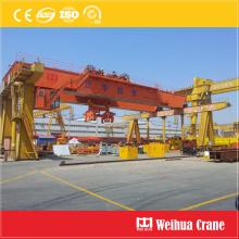Overhead Crane for Metallurgic Plant