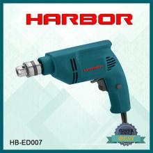 Hb-ED007 Harbour 2016 herramientas eléctricas vendedoras de perforación de Hyundai del taladro de las herramientas eléctricas