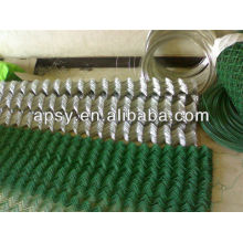 chain link fence /largest manufactory/pvc coated