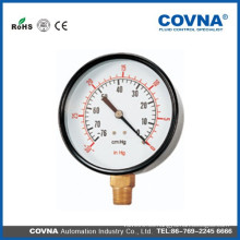 Manómetro neumático de aire