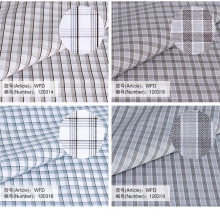 100 Baumwollgewebe Textil Herrenhemd Stoff