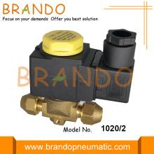 CASTEL Тип 1020/2 SAE Электромагнитный клапан для охлаждения с отбортовкой