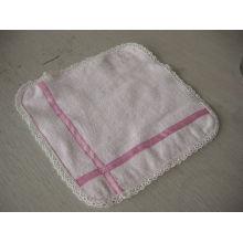 Lenço de bebê de tecido de algodão com preço barato