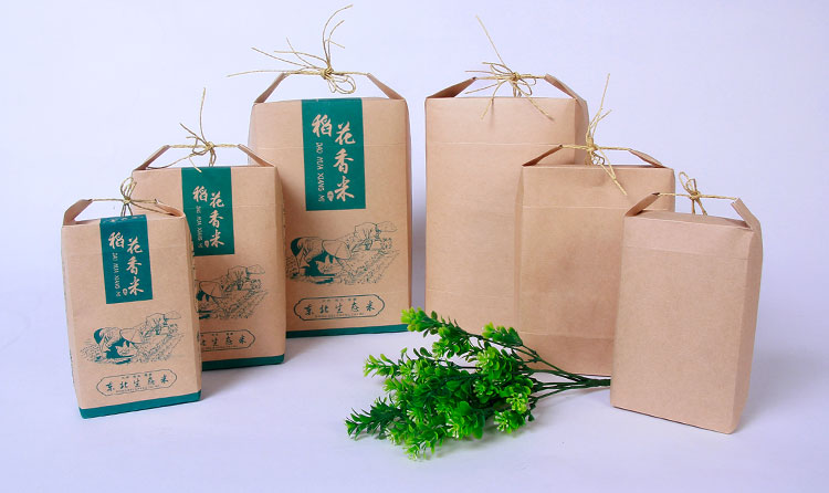 laminated packaging paper flour bags
