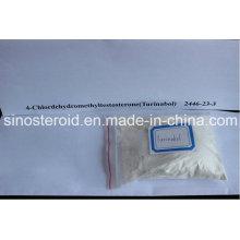 Hormone de stéroïde anabolisant oral Turinabol (CAS 855-19-6) pour la croissance de muscle