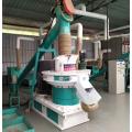 1-2t / h Molino de pellets de madera de biomasa