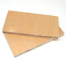 commercial birch uv coating plywood for furniture