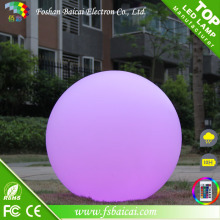 RGB Waterproof LED Plastic Ball