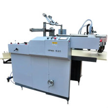 YFMA520 Automatic Hot and Cold Laminating Machine(WITH SLITTER)