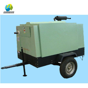 Diesel Screw Portable Air Compressor For Drilling Rig