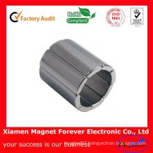Segment Permanent NdFeB/Neodymium Magnet for DC Motor