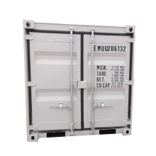 5ft 6ft 7ft 8ft 9ft set steel mini container