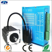 2 phase NEMA24 closed loop stepper motor with driver