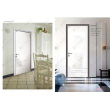 Home Design Aluminum Wood Door