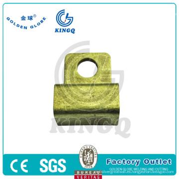 Antorchas de Welidng TIG refrigeradas por aire Kingq Wp-26 para antorcha TIG