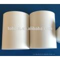 99.8% Al2o3 alúmina 0.005mm tolerancia espejo pulido superficie bomba de émbolo de cerámica