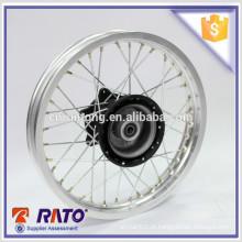 Roda de moto de liga de alumínio de alta qualidade de alta qualidade feita na China