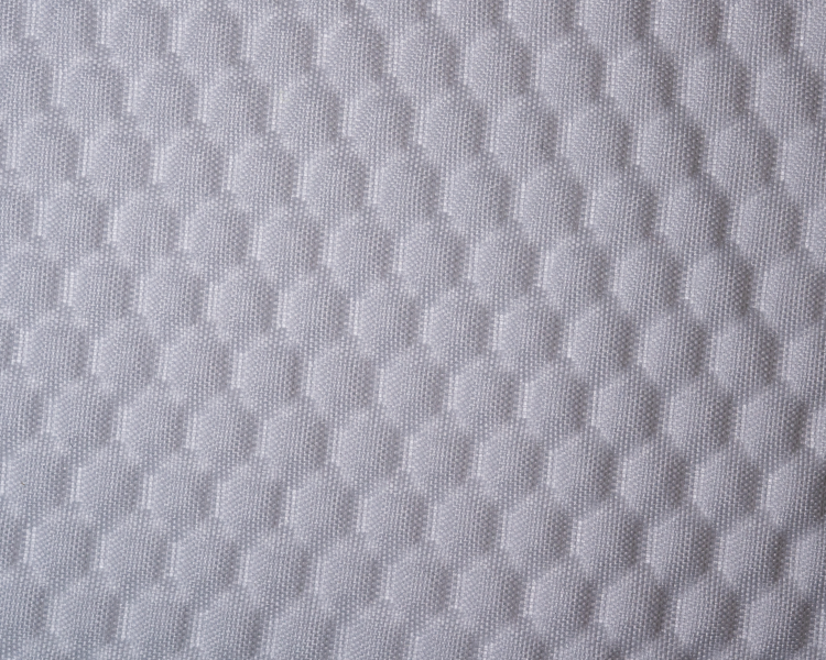 bubble polyester fabric