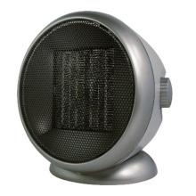 Mini aquecedor elétrico de ventilador de mesa