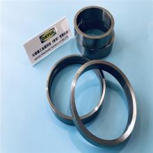 Anel de vedação de carboneto de tungstênio personalizado de alta precisão