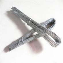 annealed u type wire/plastic coated u type wire/galvanise u type wire