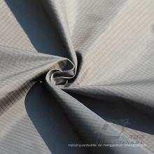 Wasser & Wind-resistent Outdoor Sportswear Daunenjacke Woven Plaid & DOT Jacquard 100% Nylon Fabric (N044)