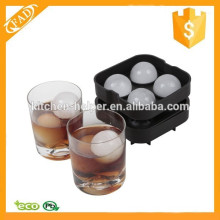 Factory Price High Quality Silicone Ice Ball Mold Tray