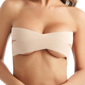 Ruban de lifting des seins Invisible Respirant Boob Lift Tape