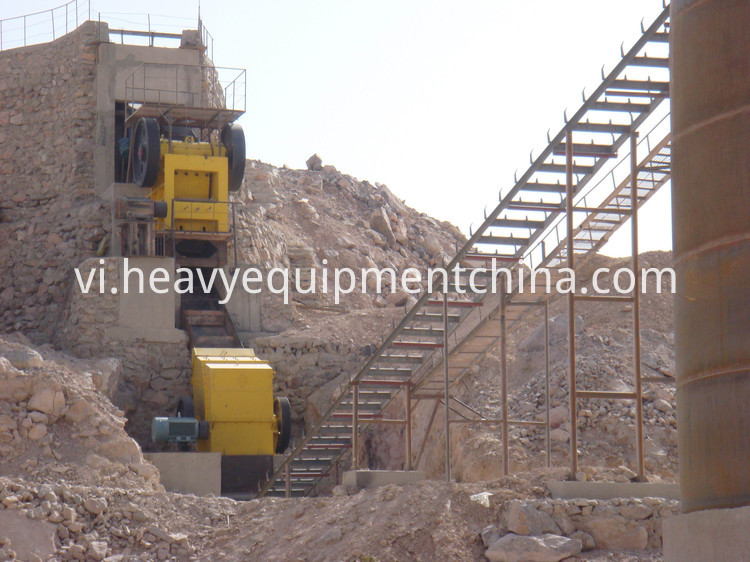 Coal Crusher Machine