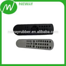 Durable botones de caucho de silicona conductivo personalizado con alta calidad