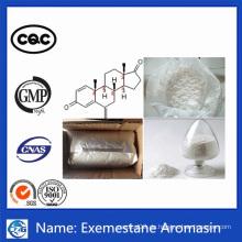 Hochwertige Rohstoffe Antiestroge Steroide Exemestane Aromasin