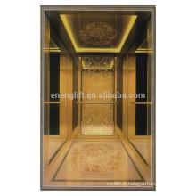 Fournisseur de Chine ascenseur de passagers de luxe