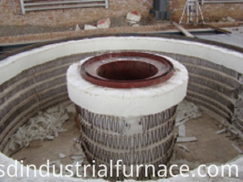 Vertical Vacuum Furnace