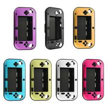 Capa de capa de metal de alumínio rígido anti-choque Shell para Nintendo Wii U Gamepad