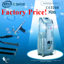 Bio+Photon+Vacuum Detoxin+Oxygen Sprayer+Oxygen Inject Machine (G228A)